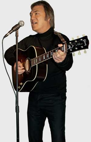 Mel Harris guitarist